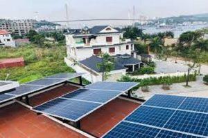 Những lợi ích của năng lượng mặt trời