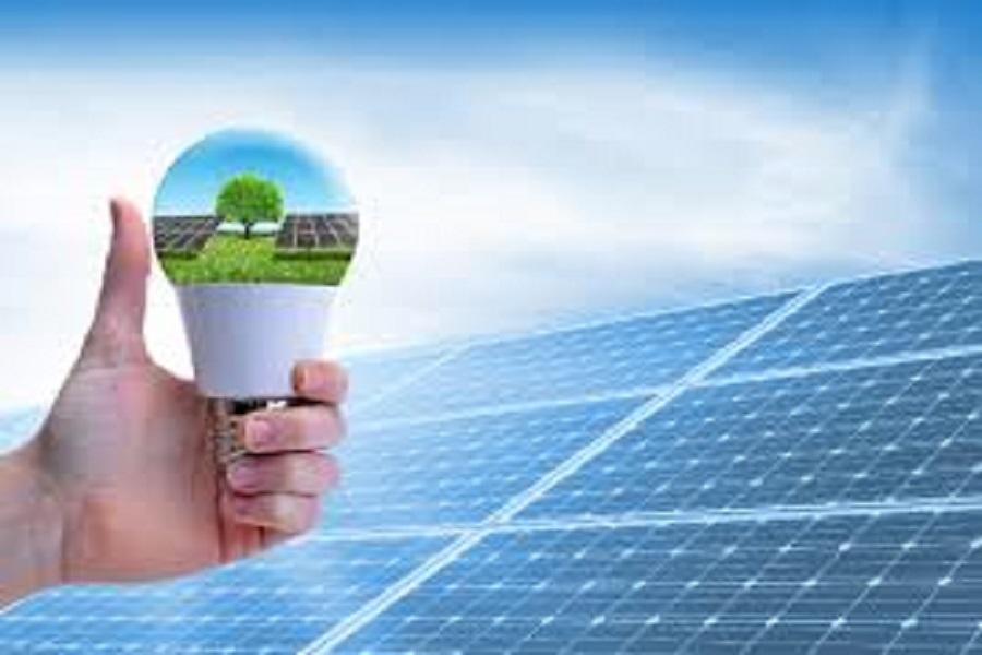 Tìm hiểu về điện mặt trời , công dụng của điện mặt trời
