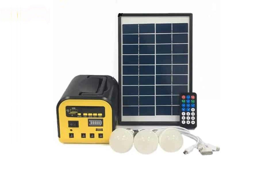 Ưu điểm của năng lượng mặt trời mini